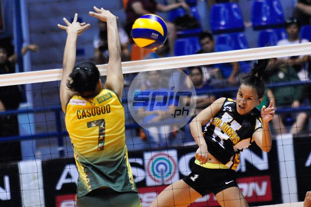 Ateneo, UST try to extend win runs as they batte separate opponents in UAAP women's volleyball
