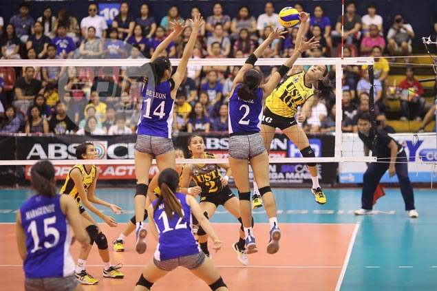 JERSEY STORY: Sweet 16 as Cherry Rondina reaches new heights for UST Tigresses