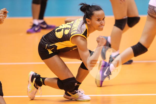 'Fighter' Cherry Rondina loses to Ateneo, but earns praise from Alyssa Valdez