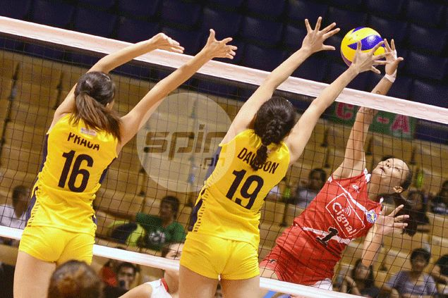 Cignal HD completes fightback against Mane 'N Tail to end Super Liga campaign on fine note