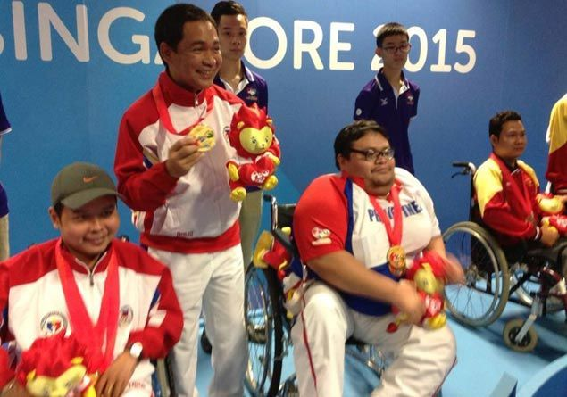 Philippine chessers strike gold in Asean Para Games in Singapore
