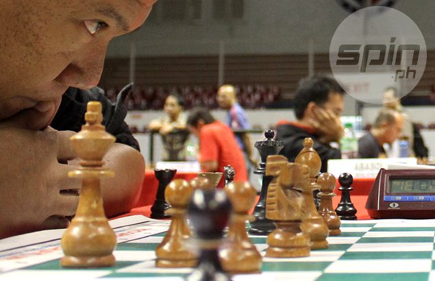 Leonel Escote, Oryza Reign Repato top Forum Robinsons Summer Rapid Chess tournament