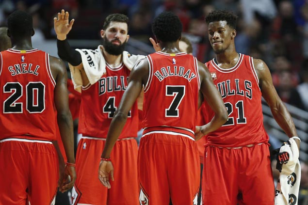 No player is untouchable as Bulls look to revamp roster after lackluster season
