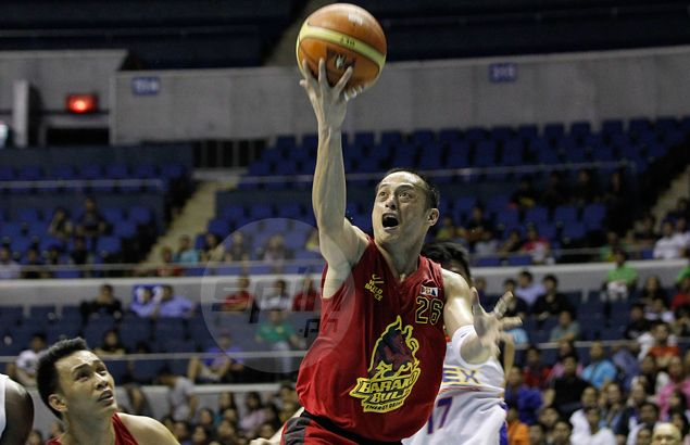 Former Beerman Chico Lanete dims SMB playoff hopes by leading Barako Bull past NLEX