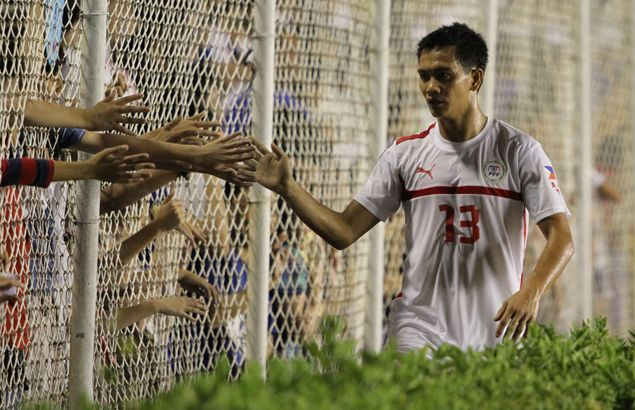 Azkals return to Hanoi as they vie for top honors in Suzuki Cup