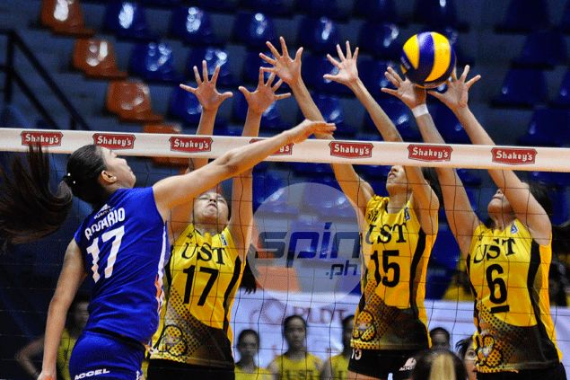 Tigresses lean on EJ Laure, Pam Lastimosa to survive stubborn Lady Chiefs in five sets