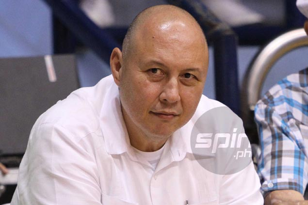 National University officially names cage great Chito Loyzaga as new director of school's sports program
