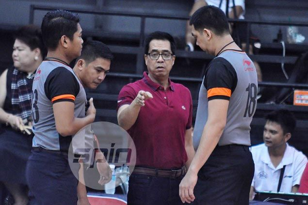 Players who 'drop their shorts' face penalty under more stringent PBA officiating guidelines