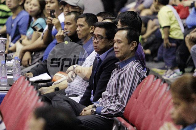 PBA chief Chito Narvasa looking forward of seeing more Cebuano cagers turn pro someday