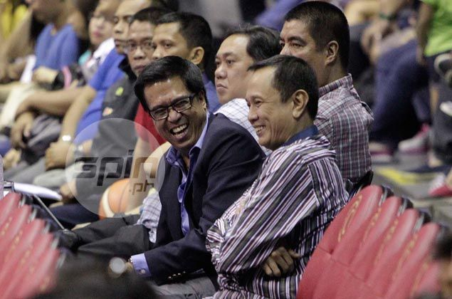 Chito Narvasa bent on improving officiating as he formally assumes PBA commissionership
