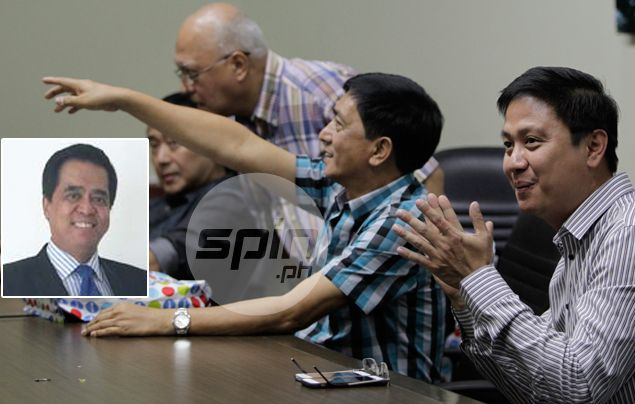 New PBA commissioner Chito Narvasa admits he has a lot of catching up to do