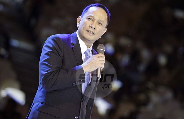 Chito Salud set to resign as PBA commissioner, say multiple sources