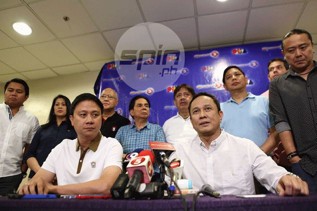 PBA board to name successor to Commissioner Salud before end of conference, assures Gregorio