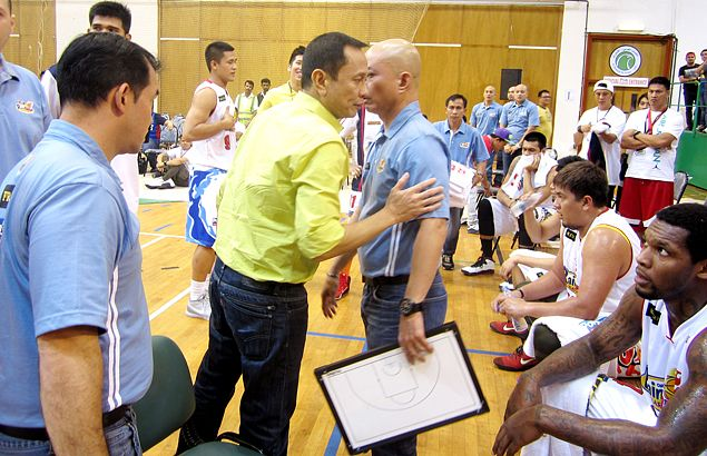 No time to celebrate for banged-up Rain or Shine as game against Ginebra up next