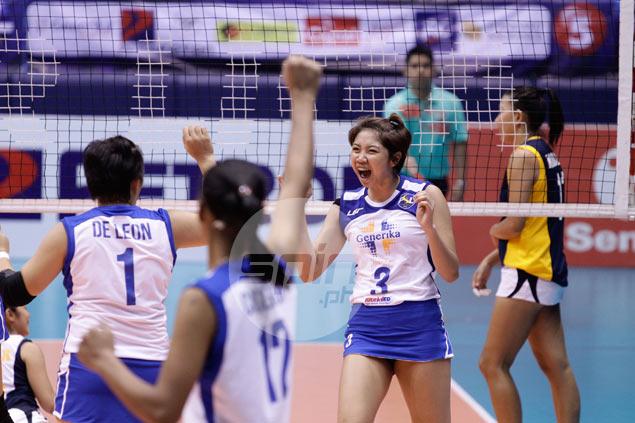 Chloe Cortez in high spirits as hardwork pays off in winning debut for Generika