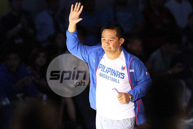 Chot Reyes back as Gilas head coach as Tab Baldwin relegated to consultant role