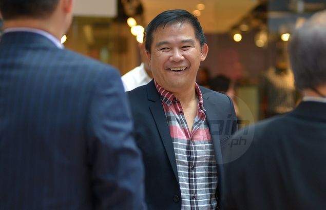 Chot Reyes out, Gilas disbanded as MVP tasks committee to begin search, appointment of coach, pool