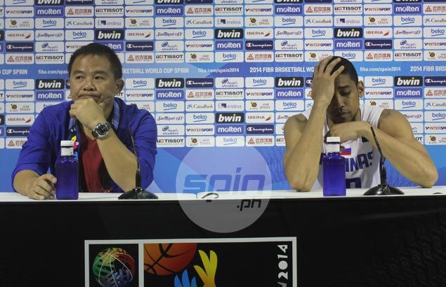 Chot Reyes says 'inexperienced' Gilas still lacks a take-charge guy like JJ Barea