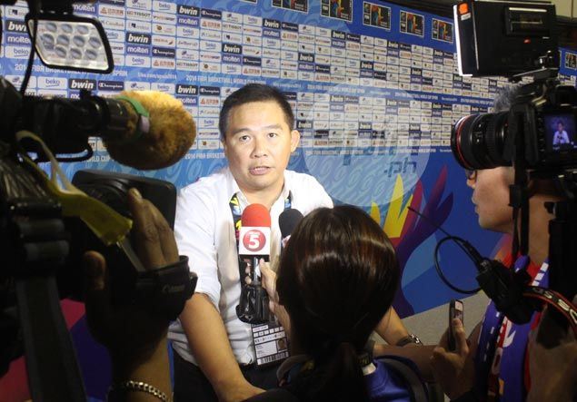 Mixed feelings for Chot Reyes after Gilas win over Senegal: 'We should be in Madrid now'