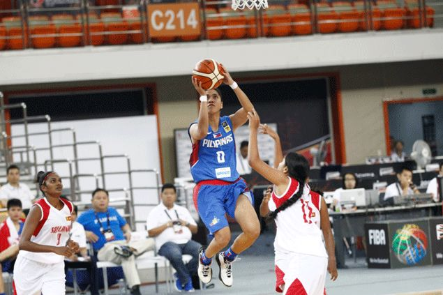 Perlas Pilipinas scores with a fitting follow up win in Fiba Asia after routing Sri Lanka