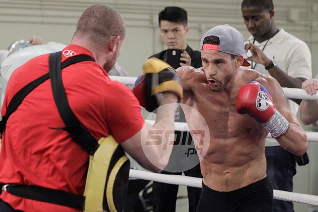 Trainer sees 'Golden Child' Chris Algieri stopping Manny Pacquiao in 10 rounds