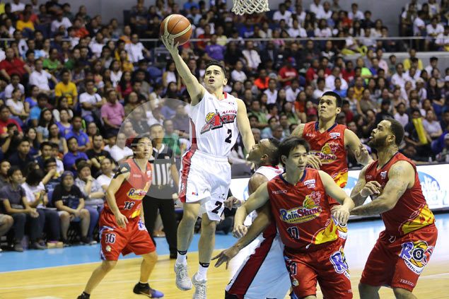 Alaska refuses to go down without a fight, averts Rain or Shine sweep of PBA Finals