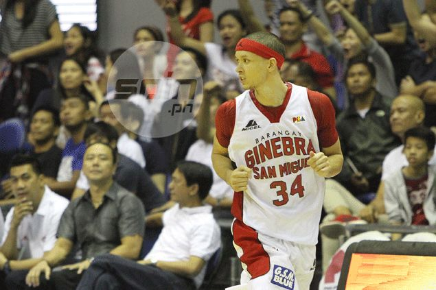 'Air Force' Chris Ellis grounded, out for rest of season for Ginebra due to ankle injury