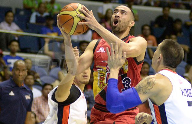In Chris Lutz, Newsome believes Meralco has a new guy who 'plays the exact same way (as me)'