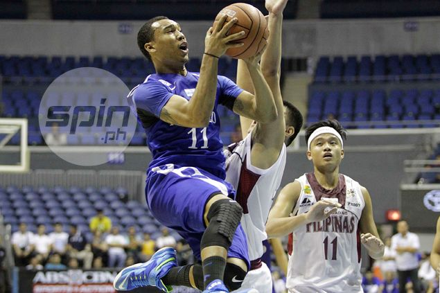 Agent denies Chris Newsome went into hiding to avoid signing with Tanduay