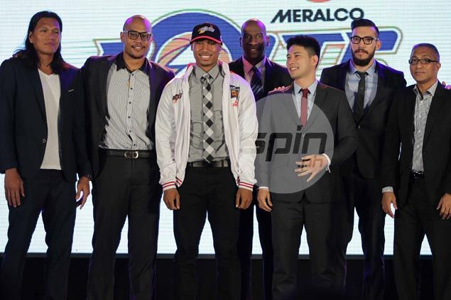 Chris Newsome finds Meralco a perfect fit as he reunites with college coach Norman Black