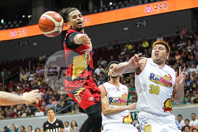 Chris Ross has last laugh on Yeng Guiao, but refuses to dwell on altercation