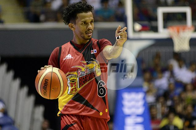 Chris Ross quick to play down near-triple double as coach hails 'his best game in PBA'