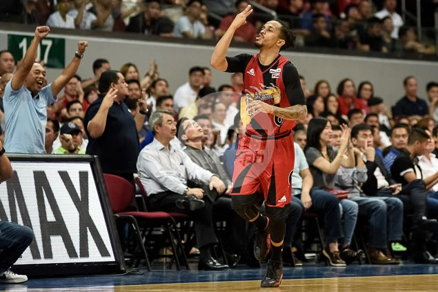SMB's man of the hour, Chris Ross proves he brings a lot more to table than people credit him for