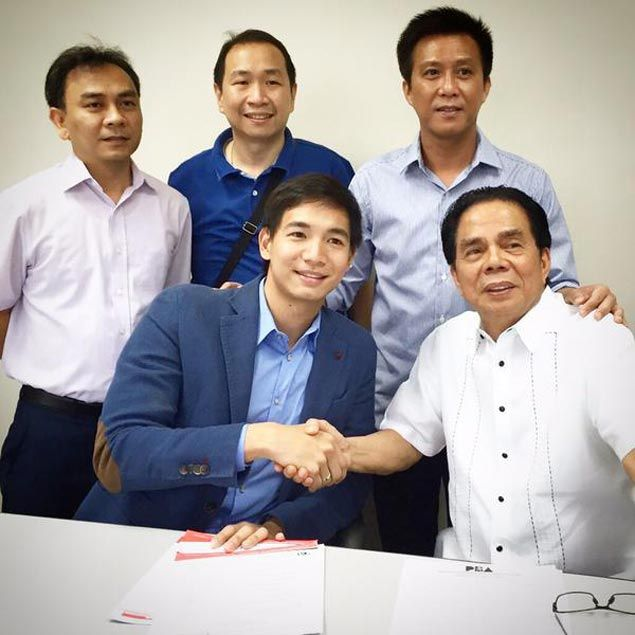 New two-year deal with Rain or Shine gives Chris Tiu option to opt out after one season