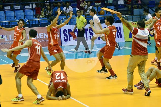 Cebuano Ybanez leads Cignal past Air Force in deciding game of Spikers' Turf finals