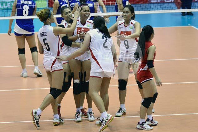 Cignal relies on Benilde trio anew to beat Foton, stay in hunt for Super Liga playoff berth