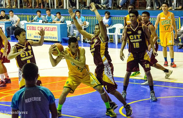 Olago, Pepito show way as USC Warriors make it four Cesafi wins in a row