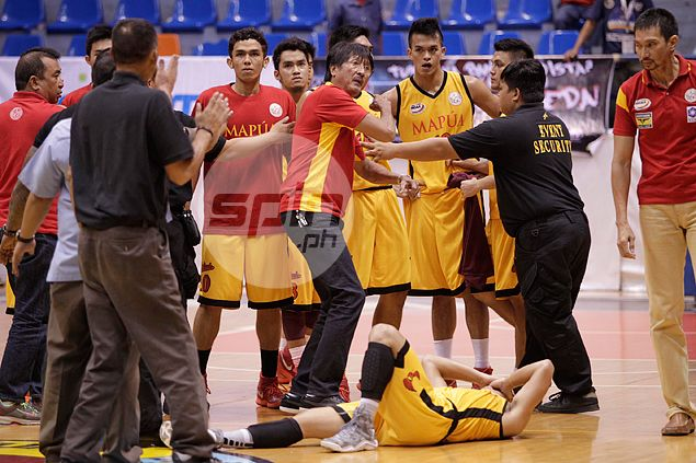 Find out how NCAA brawl protagonists CJ Isit and Tayongtong buried hatchet over lunch