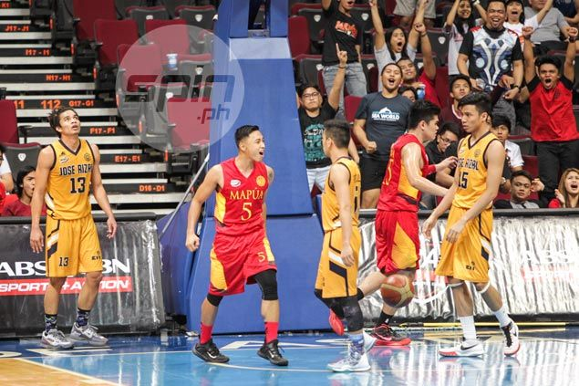 This Isit: Persistence pays off as Mapua guard sees fortunes finally change for better