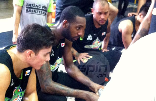 CJ Leslie determined to prove his worth as Globalport import in Commissioner's Cup