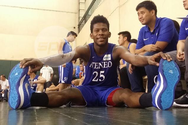 Topex Robinson says CJ Perez failure to make Ateneo academic cut not because of lack of effort