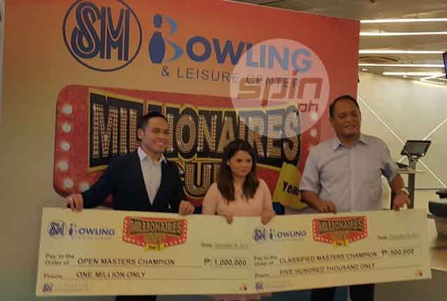 After reformatting, SM Millionaires Cup gives more bowlers chance to strike it rich