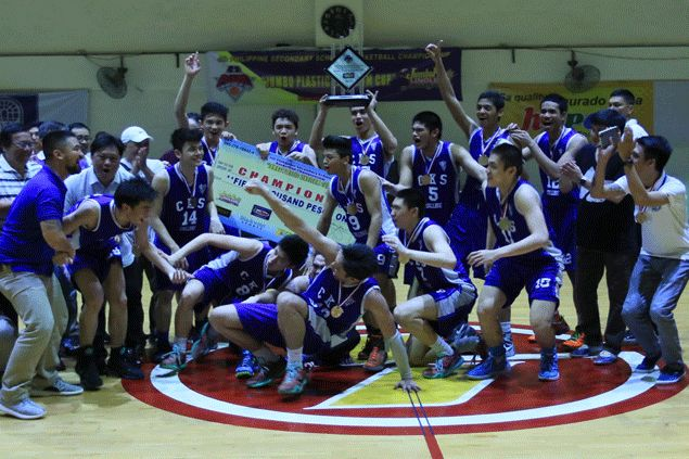 Giant-killer Chiang Kai Shek brings down Junior Archers to claim maiden PSSBC title