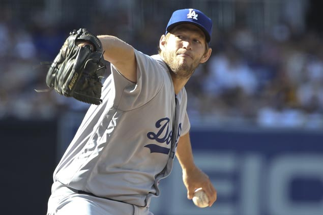 Clayton Kershaw dominates Padres as Dodgers record most lopsided opening day shutout in MLB history