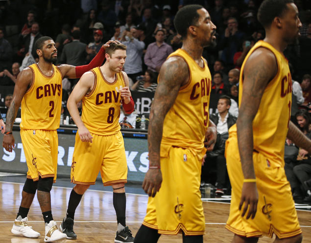 Shaq says Cavs need Irving to be better, rues Kevin Love being 'punked' by Green