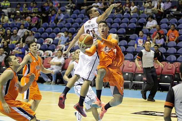 John Wilson saves the day as Meralco escapes with OT win over Blackwater