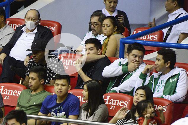 La Salle coach Aldin Ayo does his homework, keeps close eye on recruit Aljun Melecio