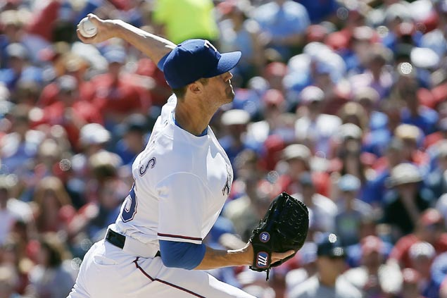 Texas Rangers manage just one hit but still hand Seattle Mariners rare opening day loss