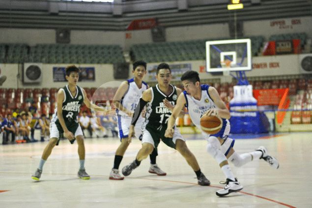 Magis Eagles silence Jancork Cabahug, Baby Lancers to win Cesafi semis match by a mile