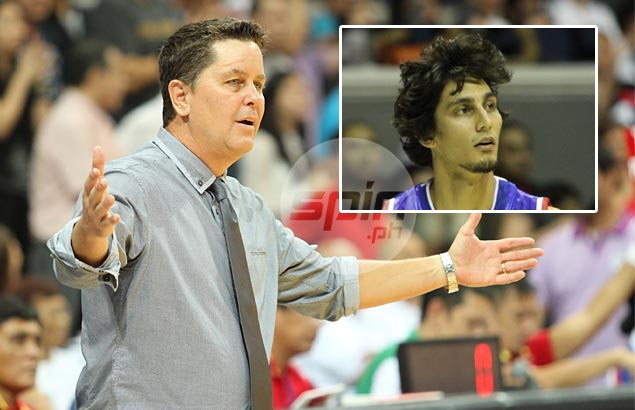 Cone hopes freshman Mallari can be a Norwood-type of player for Mixers